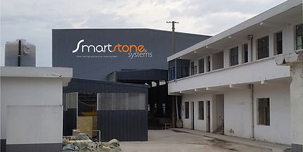 Smart Stone Systems factory - lightweight wall veneer cladding