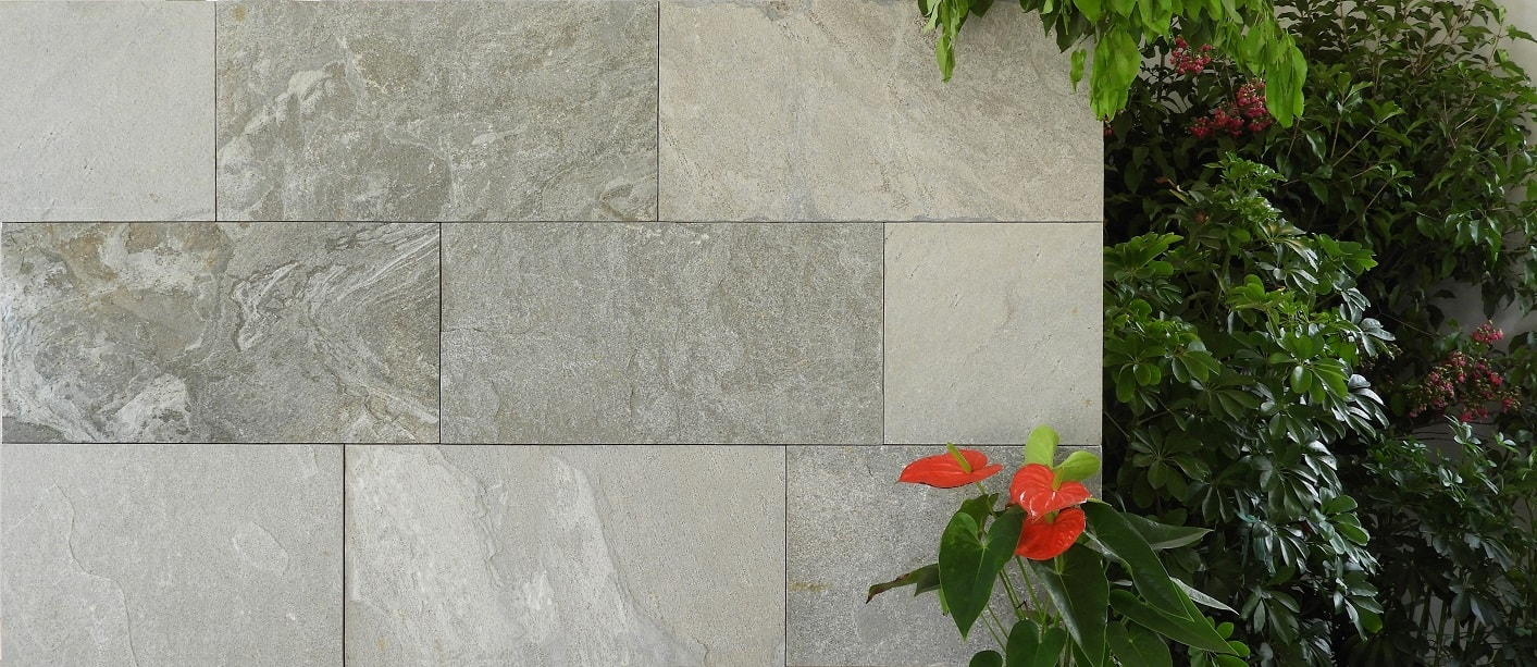 Split Quartz Stone Wall Cladding
