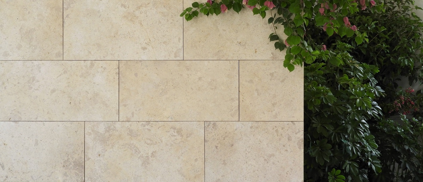 Beige Travertine - Filled Brushed