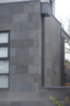 Energy efficient wall veneer cladding - thermally insulated wall siding materials