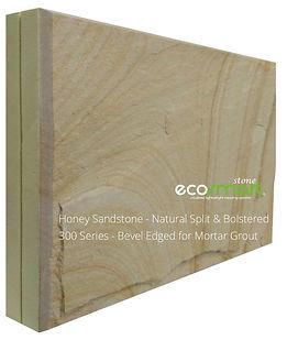 Beveled Edge - Sandstone Veneer Cladding from Smart Stone Systems
