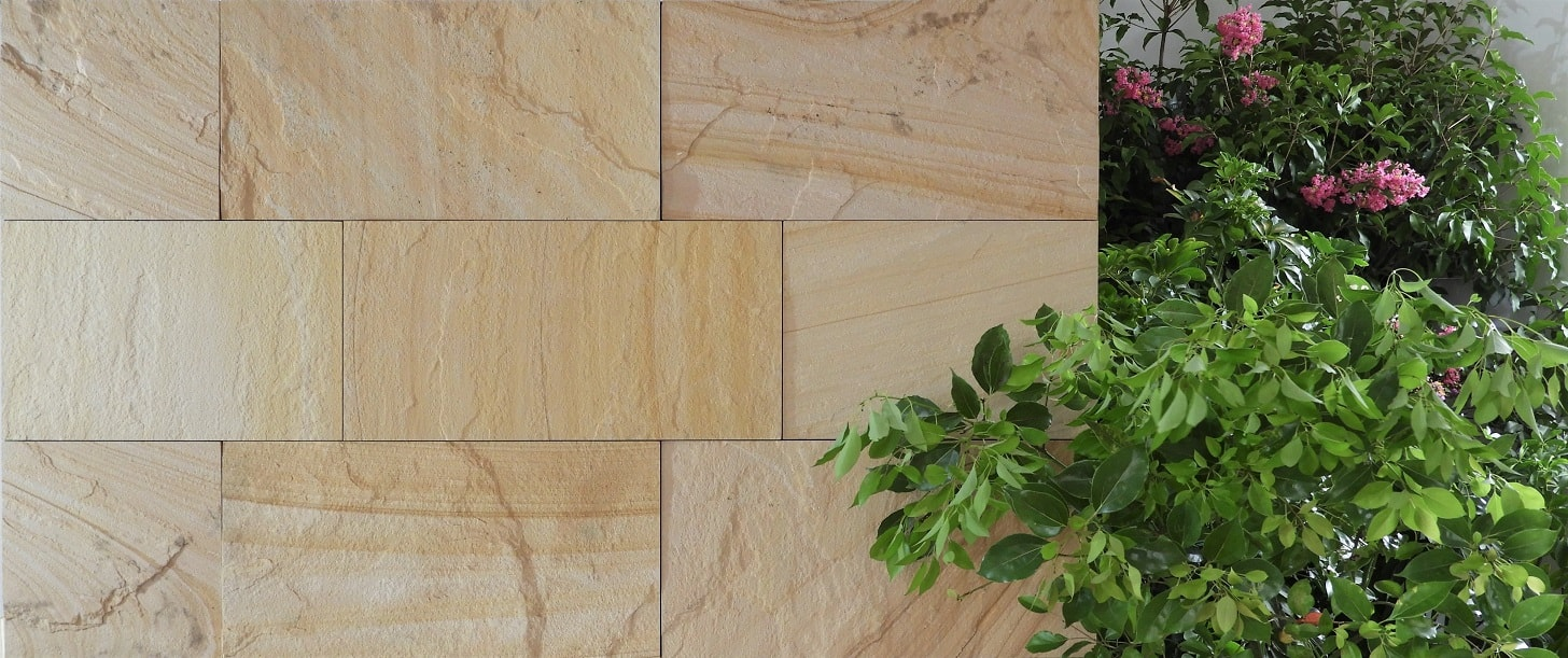 Honey Beige Sandstone - Split
