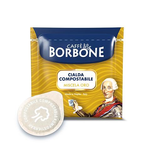 Caffe Borbone Espresso Pods (Miscela Gold) - 150/200 CS
