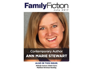 Family Fiction - Author Interview With Ann Marie Stewart