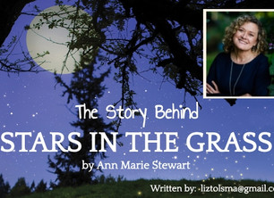 """The Story Behind """"Stars in the Grass"""" by Ann Marie Stewart"""