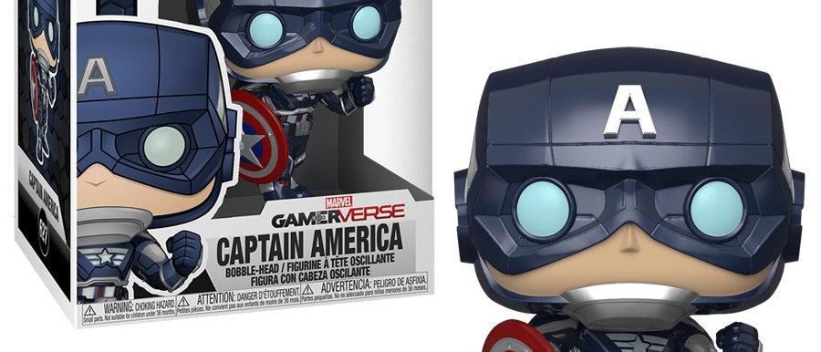 Captain America EXC 627
