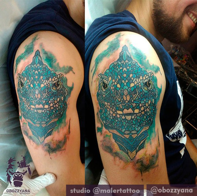 #tattoo #tats #tattoos #tattooing #tattooist #tattoodesign #tattooart #instalike #tattooflash #tattoolife #ink #inked #art #tattooartist #inksociety #malertattoo #татуировка #tattooed #тату #like4like #tattoorussia #ekb #tattoopower #ekbtattoo#obozzyana #tattoogirl