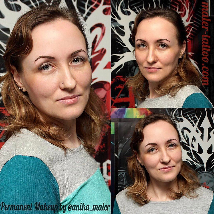 Permanent make up for amazing Снежана Моисеева by me  👉🏻 Art Tattoo & Permanent make-up studio Maler Tattoo #перманентныймакияжбровей #hawkpen #татуажбровей #мастертатуажа #татуаж #татуажбровей #brows #брови #ekb #permanentmakeup #перманентгуб #перманентглаз #слюбовью #anikamaler #аникамалер #malertattoo #силатату #вместемысила #cheyanne #hawkpentattoomachine #art #tattooartist #tattoo #tattoowork #training #trainingpermanentmakeup #обучениетатуаж #обучениеперманентныймакияж @ Maler Tattoo Studio