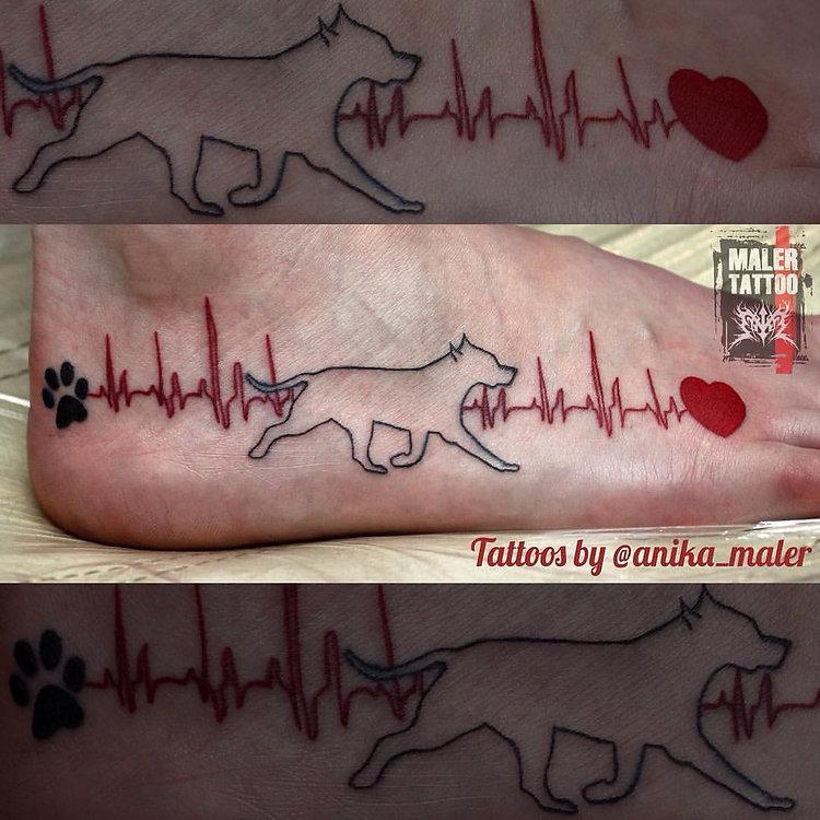 Импульсы ❤️⚡️🚨📈🐾в @malertattoo #импульсы #любовь #тату #татуировка #татуировкаекатеринбург #силатату #созидание #творчество #tattoart #art #tattoo #tattoowork #tattooartist #hawkpentattoomachine #cheyanne #anikamaler #malertattoo #вместемысила #слюбовью
