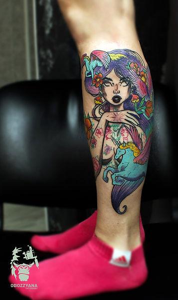сделать тату в екатеринбурге, тату для девушки, каталог татуировки, самое красивое тату