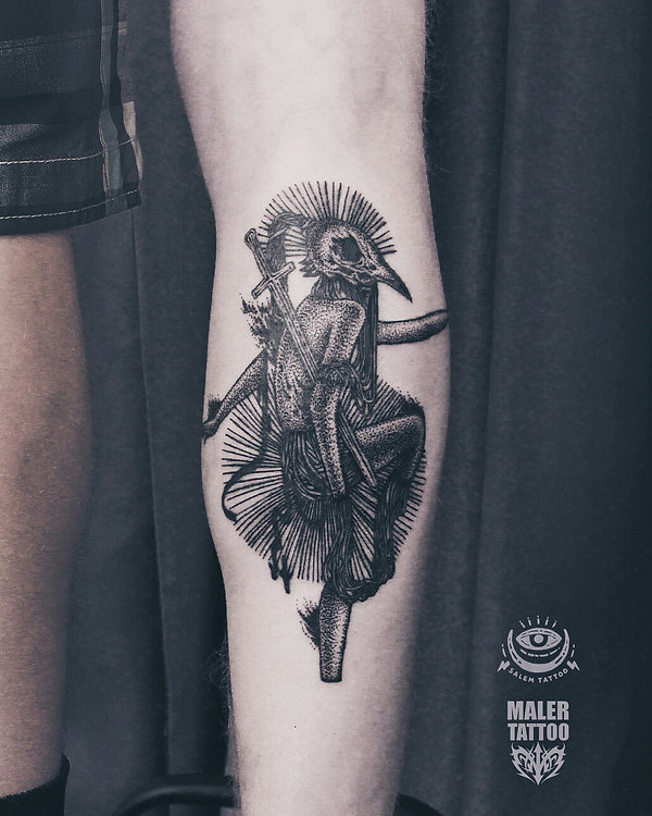 +1 project based on my sketch is ready! Thank you, Maxim! Come again 😋 Ещё один проект по моему эскизу готов! Спасибо, Максим! Приходи ещё 😋 #anastasiasalem #salemtattoo #malertattoo #tattoo #graphictattoo #tattoomaster #tattooartist #tattoosurrealism #surrealismtattoo #blackwork #onlyblackart #thedarkestwork #darkartists #тату #татуировка #татуекатеринбург #татумастерица