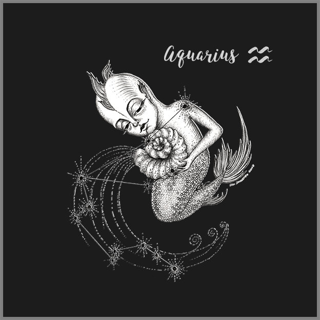 эзотерические знаки зодиака, эскизы татуировки