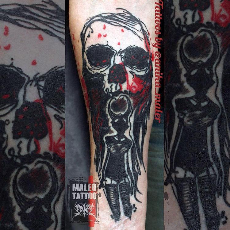 Ural Tattoo Convention 2016 зажившая #uraltattoofest #uraltattooconvention #конечножечереп💀 #малифисента😈 #татуировка #татуировкаекатеринбург #татумастер #созидание #творчество #tattoart #art #tattoo #tattoowork #tattooartist #hawkpentattoomachine #cheyanne #anikamaler #malertattoo #вместемысила #ростиразвитие #силатату #слюбовью