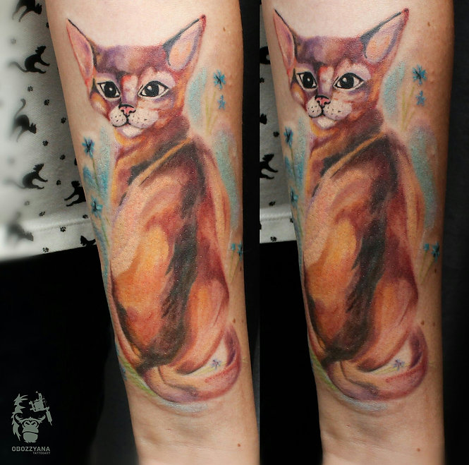 Кошечка для юной Ирины) примерно 3 часа.  #tattooartist #art #artwork #tattoo #мастертату #арт #тату #эскизтату #sketchtattoo #tats #tattoos #tattooing #tattooist #tattoomodel #tattoodesign #tattooart #tattooartists #tattoo #tattoolife #ink #like4like #tattooing #tattooekb #follow4follow #татуекб #татуекатеринбург