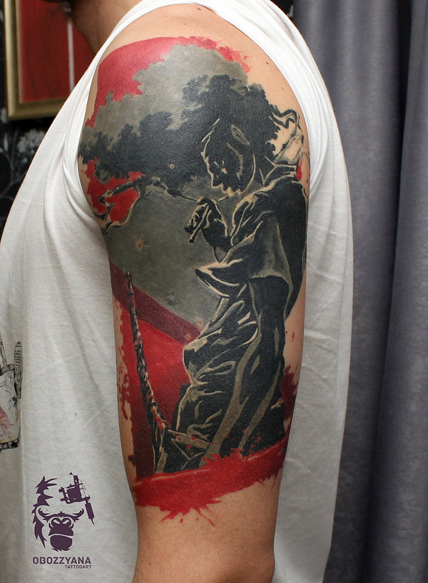 #tattooartist #art #artwork #bohemianartist #tattoo #художник #мастертату #арт #иллюстрация #рисунок #тату #эскизтату #sketchtattoo #tats #tattoos #tattooing #tattooist #tattoomodel #drawing #tattoodesign #tattooart #tattooflash #flashtattoo #tattoolife #ink #like4like #tattoolife #tattooekb #obozzyana #samuray #самурай