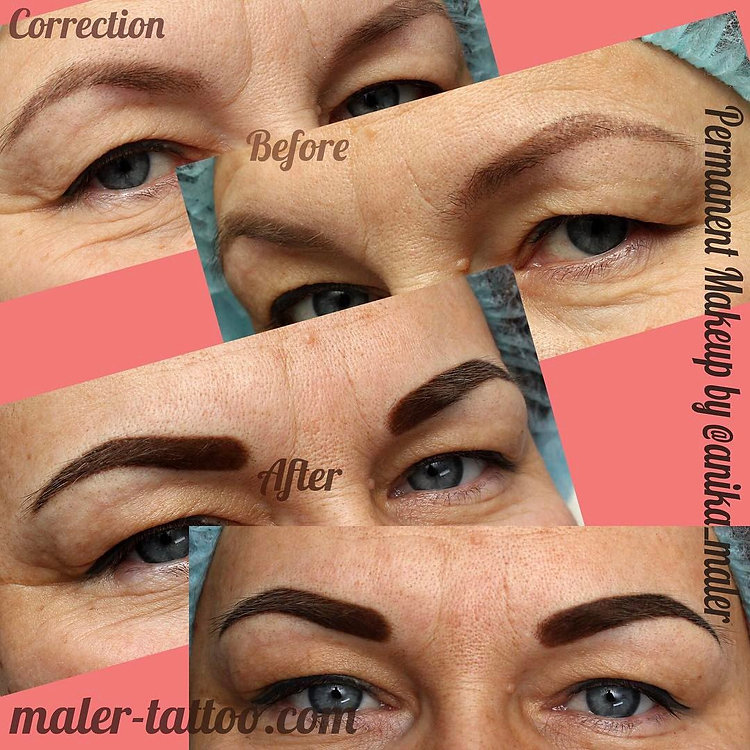 brows before and after correction by me in @malertattoo #перманентныймакияж #перманентныймакияжгуб #hawkpen #татуажбровей #мастертатуажа #татуаж #татуажгуб #permanent #екб #ekb #permanentmakeup #перманентгуб #перманентбровей #слюбовью #anikamaler #аникамалер #malertattoo #малертату #силатату #вместемысила #cheyanne #hawkpentattoomachine #art #tattooartist #tattoo #tattoowork #training #trainingpermanentmakeup #обучениетатуаж #обучениеперманентныймакияж