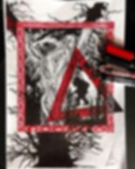 #tattooart #tattooartist #malertattoo #скетч #эскизтату #рисую #гелевыеручки #фломастеры #русалка #дерево #русалканаветвяхсидит #даньбилибину #татуэскиз #бьютату #чистоетворчество #люблютату #art