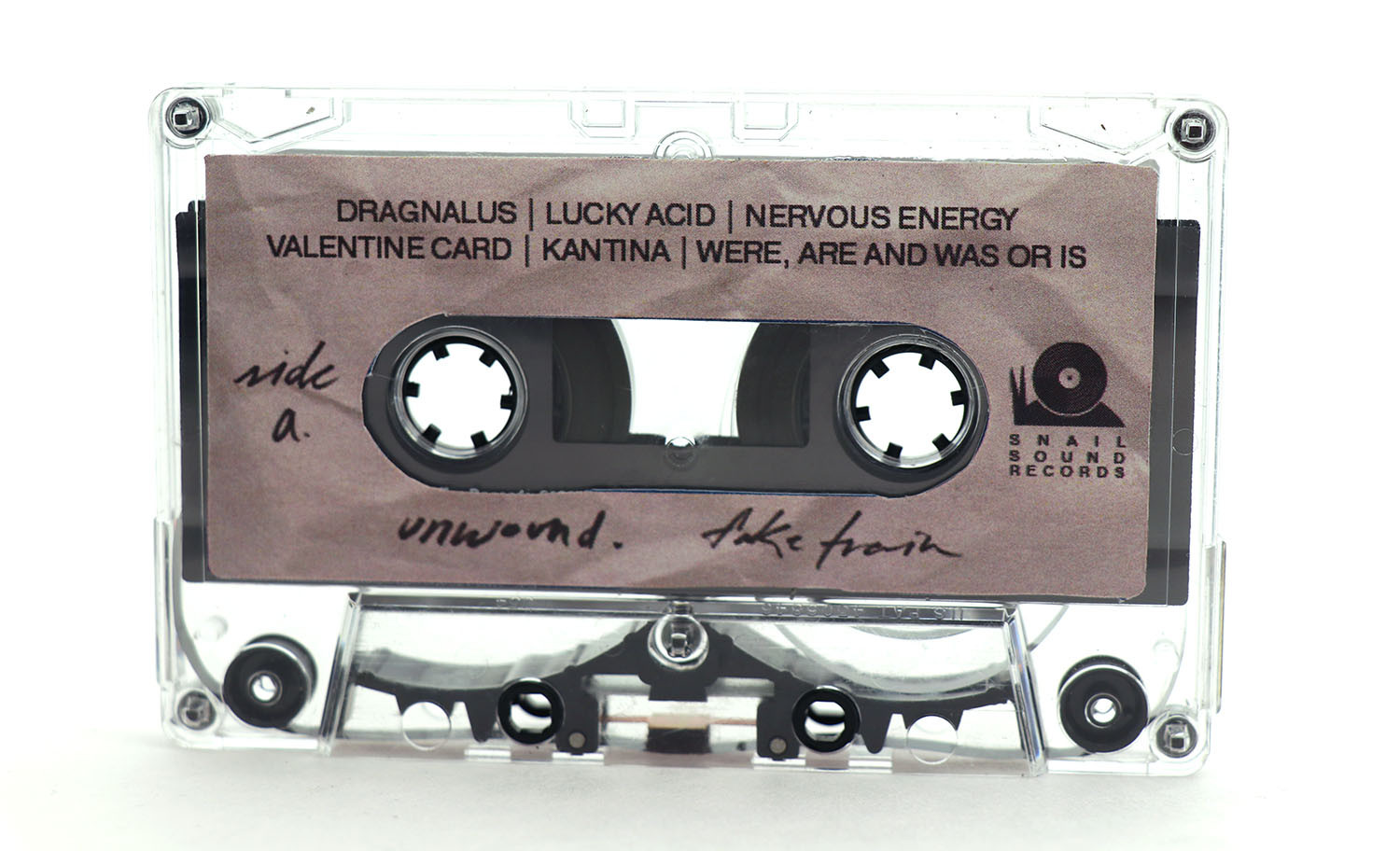 Cassette Package Design