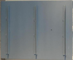 """24"""" 3 Support Check Gate Shutters"""