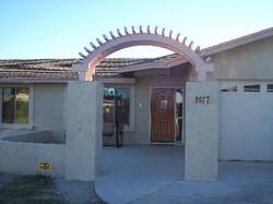 Walkway Arch
