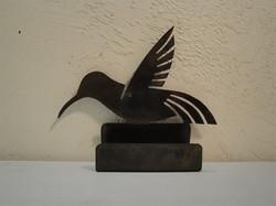 Humming Bird Business Card Holder