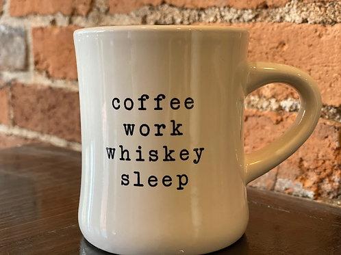 Coffee Whisky Mug