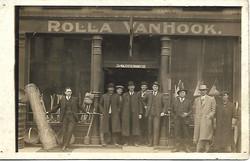 Rolla VanHook 1909