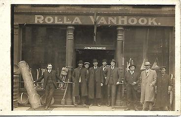 VanHook Hardware 1909