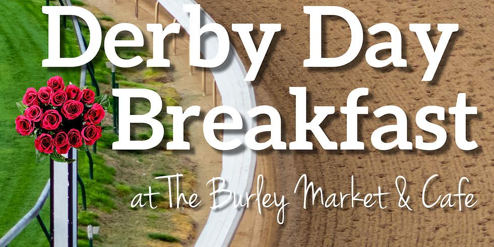 Derby Breakfast at The Burley Market