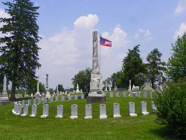 Kentucky's First Confederate Memorial, Cynthiana, Kentucky