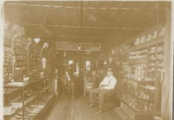 1906 VanHook Hardware Interior