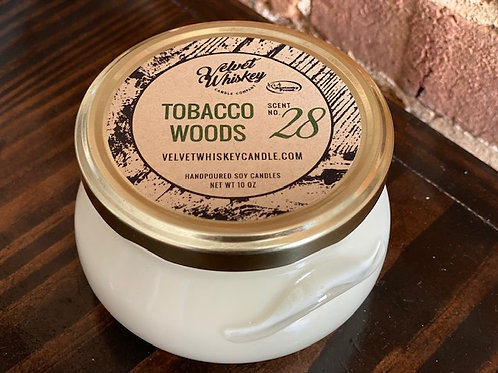 Tobacco Woods Candle