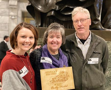 The Burley Market wins Kentucky Main Street Award
