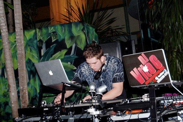 DJ Do Work Pool After Dark