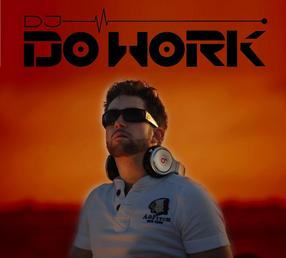 DJ Do Work Sunset
