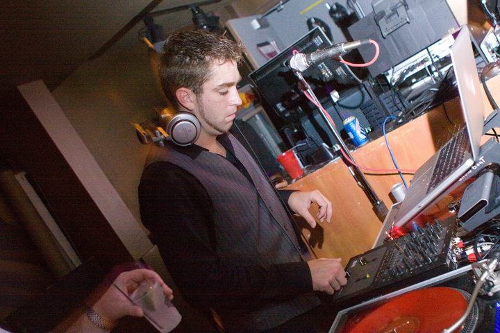 DJ Do Work Club Worship