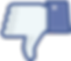 """Image: Facebook style """"Dislike"""" button over a red underlined misspellng of the word """"misspelled"""""""