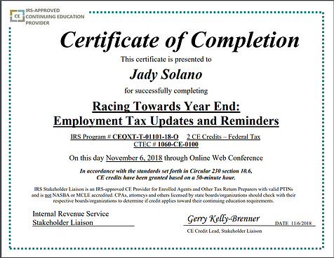 Certificate_-_IRS_Web_Conference_–_Racin
