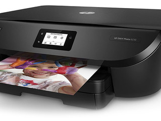 HP Envy Photo 6230 All-in-One Wi-Fi Photo Printer with 4 Months of Instant Ink Included