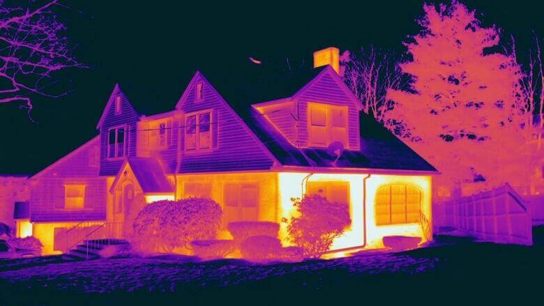 IR camera thermal infrared