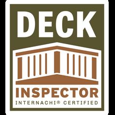 deck inspector balcony