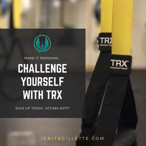 TRX at Ignite this June