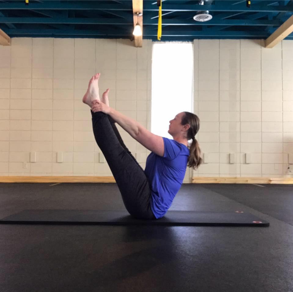 Ignite Pilates Movement Coach Felicia Messimer