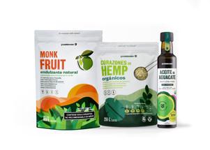 Aceite de aguacate organico  HEMP SEMILLAS Y MONK FRUIT FRUTO DEL MONJE commons