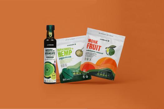 Aceite de aguacate HEMP SEMILLAS Y MONK FRUIT organico commons