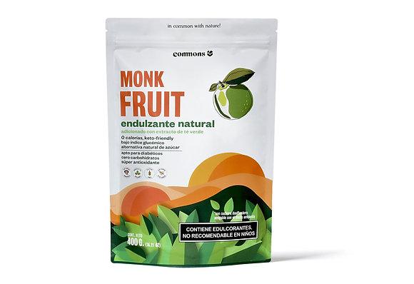 Monk fruit y Té verde 400g
