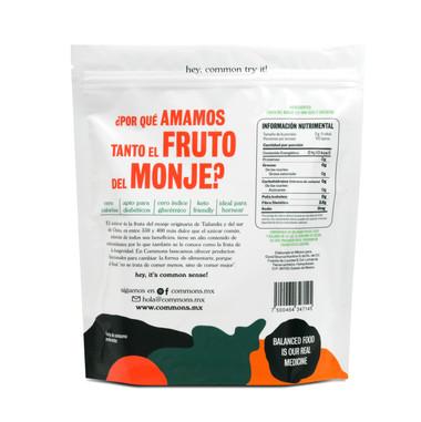 MONK FRUIT FRUTO DEL MONJE COMMONS