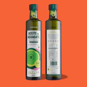commons aceite de aguacate organico