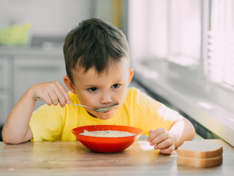 Carbohidratos para niños