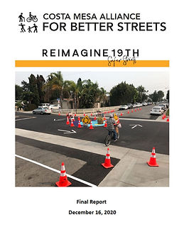 Reimagine 19th Final Report - cover scre